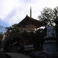 第二十四番札所最御崎寺境内