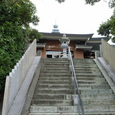 第二十五番札所津照寺本堂