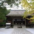 第三十一番札所竹林寺本堂