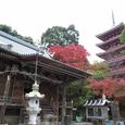 第三十一番札所竹林寺境内