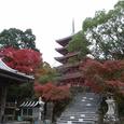 第三十一番札所竹林寺五重塔
