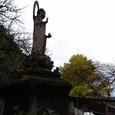第三十五番札所清滝寺境内
