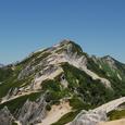 青空の燕岳