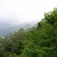 稜線より剣岳方面