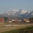 蒜山高原からの大山