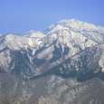 八合目からの大山
