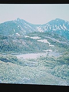 北八、てんぐ岳に登りました